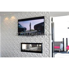 3D Wall Panel-Diamond