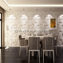 3D Wall Panel-Square