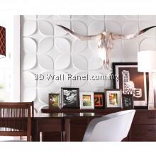 3D Wall Panel-Leaf